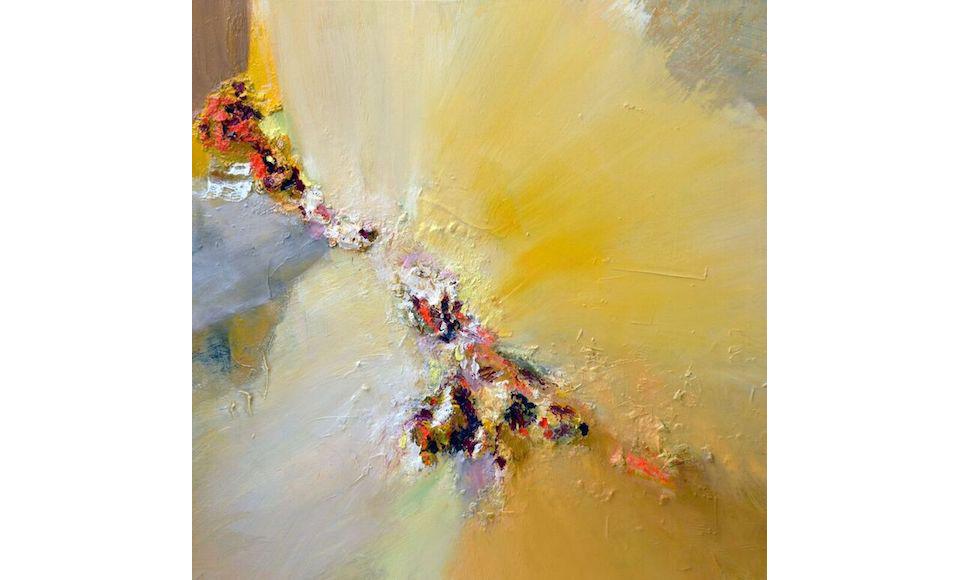 Oil on Canvas, 120x120cm, 2011