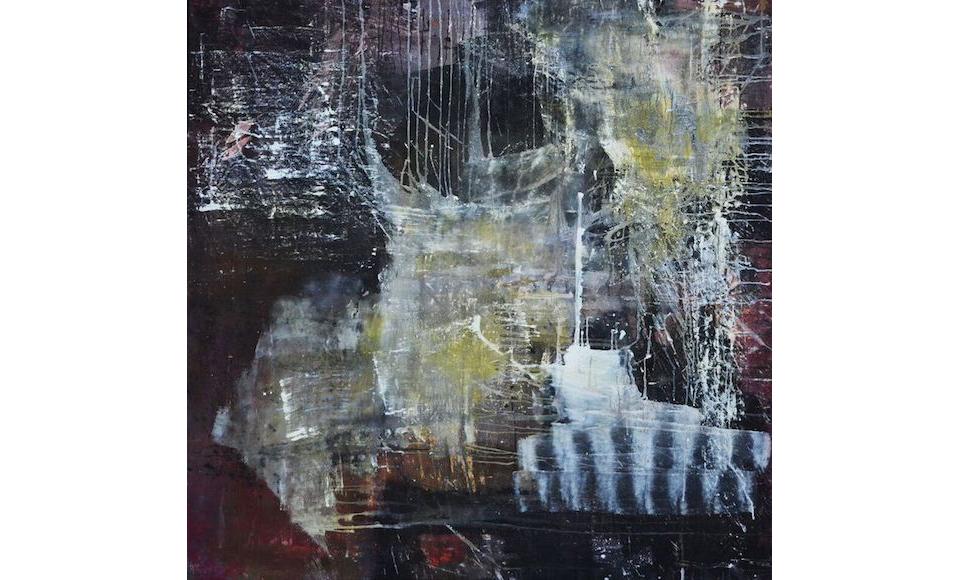 Oil on canvas, 150x150cm, 2006