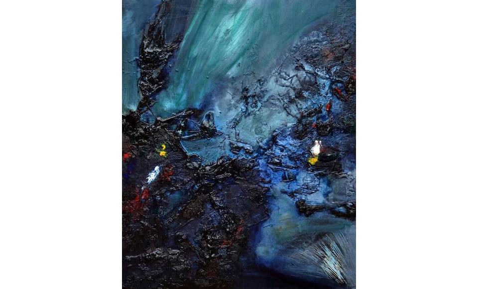 Oil on Canvas, 100x81 cm 2011