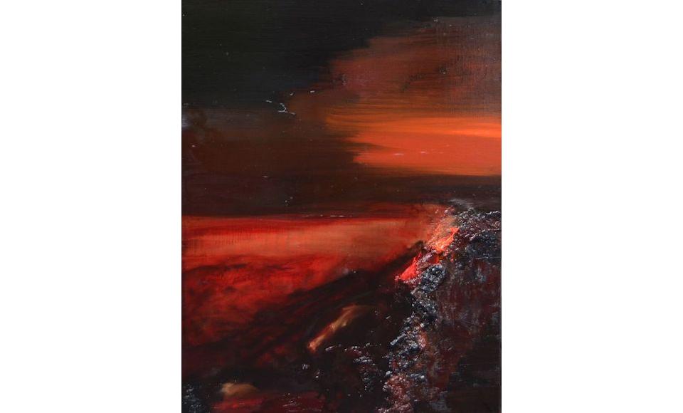 Oil on Canvas, 116x89cm, 2011