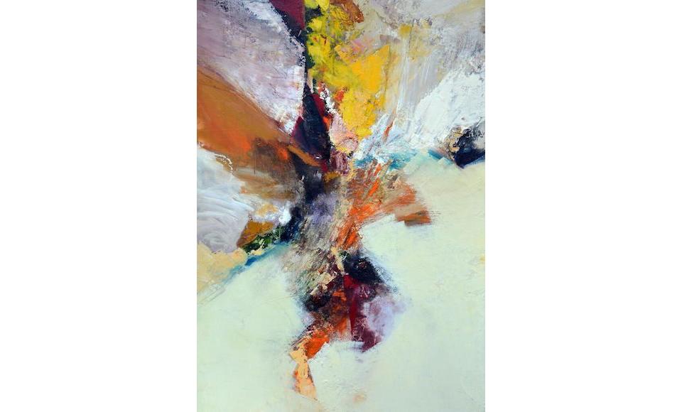 Oil on Canvas, 162x114cm, 2011