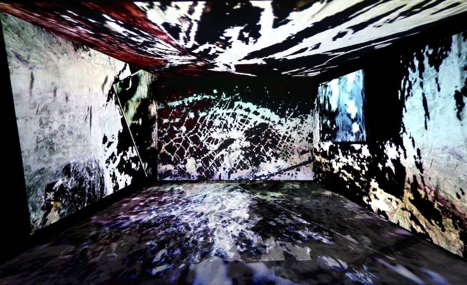 video installation 2014