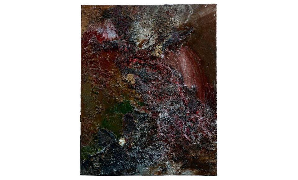 92 x 73 cm 2013 (Centro de Artes Visuales Asuncion Paraguay)
